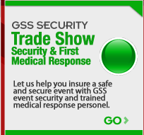 Trade Show and Event Security Solutions